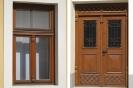 Vhodna vrata in okno