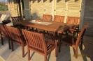 Vrtna miza in stoli