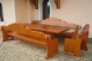 Vrtna miza in klop